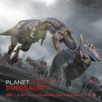 Planet Dinosaur advert by mx