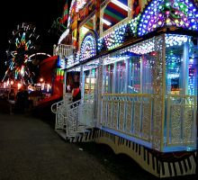 County Fair 2012 by Night by NycterisA