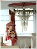 Code Geass: Euphemia cosplay by Afemera