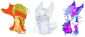 .:Semi-Rough Busts Gifts:. by Pieology