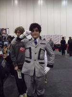 MCM Expo '11- Human Wheatley by donnatron