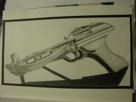 Still life 3 - Crossbow by TheFranology