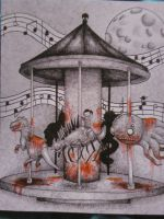 Mutant Carousel by Tozi