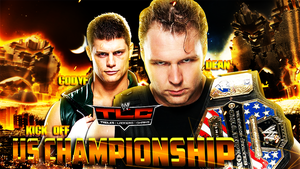 wwe tlc new card 2015 by AhmedHeshamG