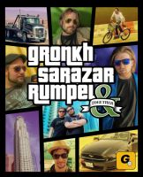 Gronkh, Sarazar and Rumpel Together by PagraNostra