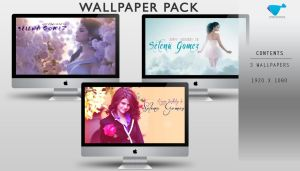 Selena_birthday_Wallpaper_pack by veeradesigns