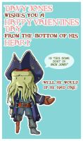 Love, Davy Jones by gryffindor-girl
