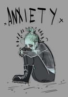 Anxiety by GPinos