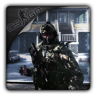 Counter-Strike GO icon by Themx141