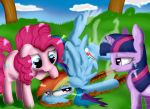 MLP: Crash Landing by Itarra