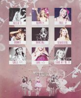 My Art - Happy Birthday KimHyoyeon 22.9 by Syaoran-Ngo