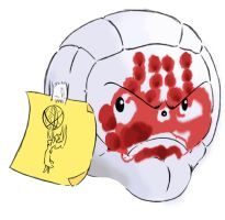 Wilson the Volleyball by K41Nof2358