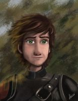 Hiccup by AdoniStark