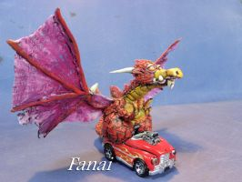 Red Dragon finished 1 by fanai59