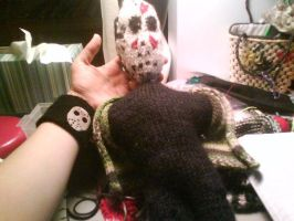 My Jason Doll by ThatOtherFangirl
