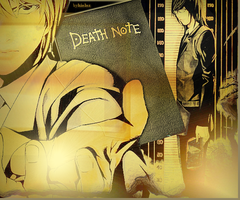 Death Note by Yeloz