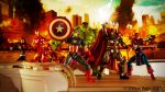 Avengers Assemble! by sydew