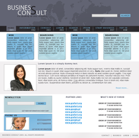 Business Consult by lewkaART