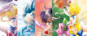 Sailor Moon Banner by SunnyDOU722
