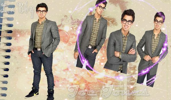 Wallpapers Joe Jonas by PatyJonatica