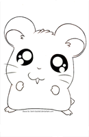 -edit- Hamtaro Template 2 by berri-basket
