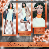 PhotoPack PNG - Victoria Justice #3 by CintyPark24