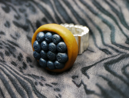 Blueberry Tart Ring by SweetSugaRush