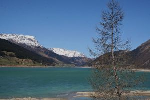 lake and mountains 3 by ingeline-art