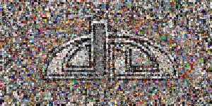 Teh 5000 Icon Mosaic by halon0ne