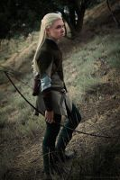 Legolas. Elven bowman. (cosplay) by the-ALEF