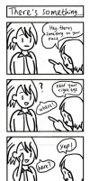 There's Something.... (4koma) by Lloyd-Lamperouge