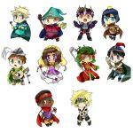 south park stick of truth stickers by 3mo-Art