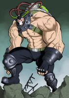 Bane New 52 by Ronniesolano