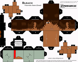 Cubee -  Chad -  BLEACH by AnimeShark20