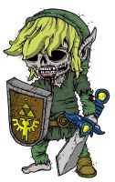Zombie Link by nappydread