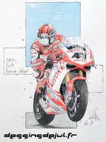 haga 2009 ducati by dessinsdejul