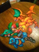 Pokemon Trainerr (Better Pic) by phantasm818