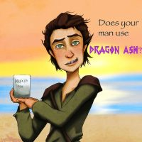 Dragon Ash by AvannaK