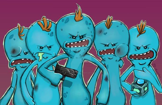 Existence is Pain by 2D-Marichii