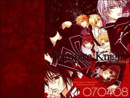 Vampire knight by Sigurd-kun