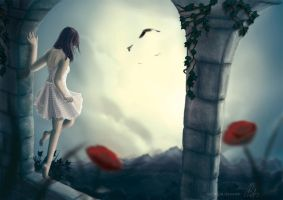 Learn to fly by mohn-blume
