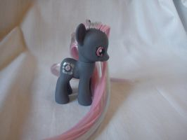 My Little Pony Companion Cube Custom by WaterFireCustoms