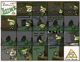 The Adventures of Link 14 by Monotypical