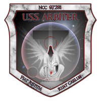 USS Arbiter Patch by sparrow794