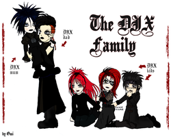 The Dix Family by OmiDixLove