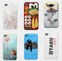 Zazzle iPhone Cases 1 by superpsyduck