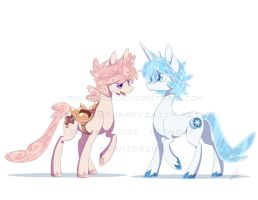 Concerto and Tundra Chill by Lanmana