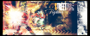 Sign : Street fighter sprite by chouk57