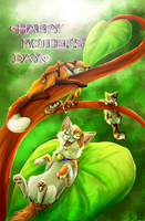 Mother's Day by Jindovi