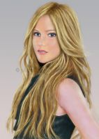 Avril Lavigne by phantastes
